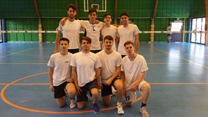 Squadra Volley ITIS Giorgi