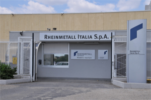 Rheinmetall press picture
