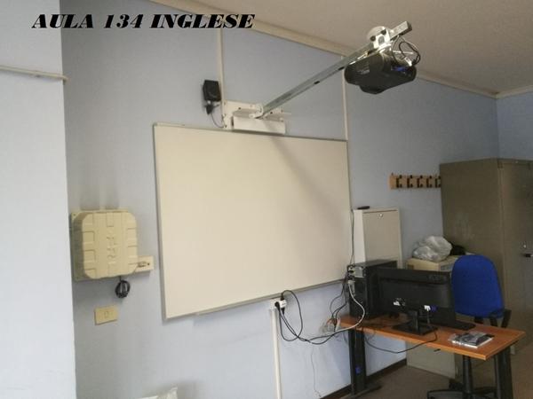 Aula Inglese