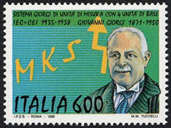 Giorgi francobollo