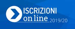 Iscrizioni online 2019-20