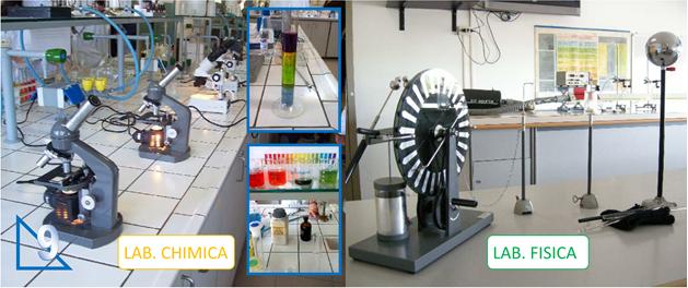 Laboratorio Chimica e Fisica